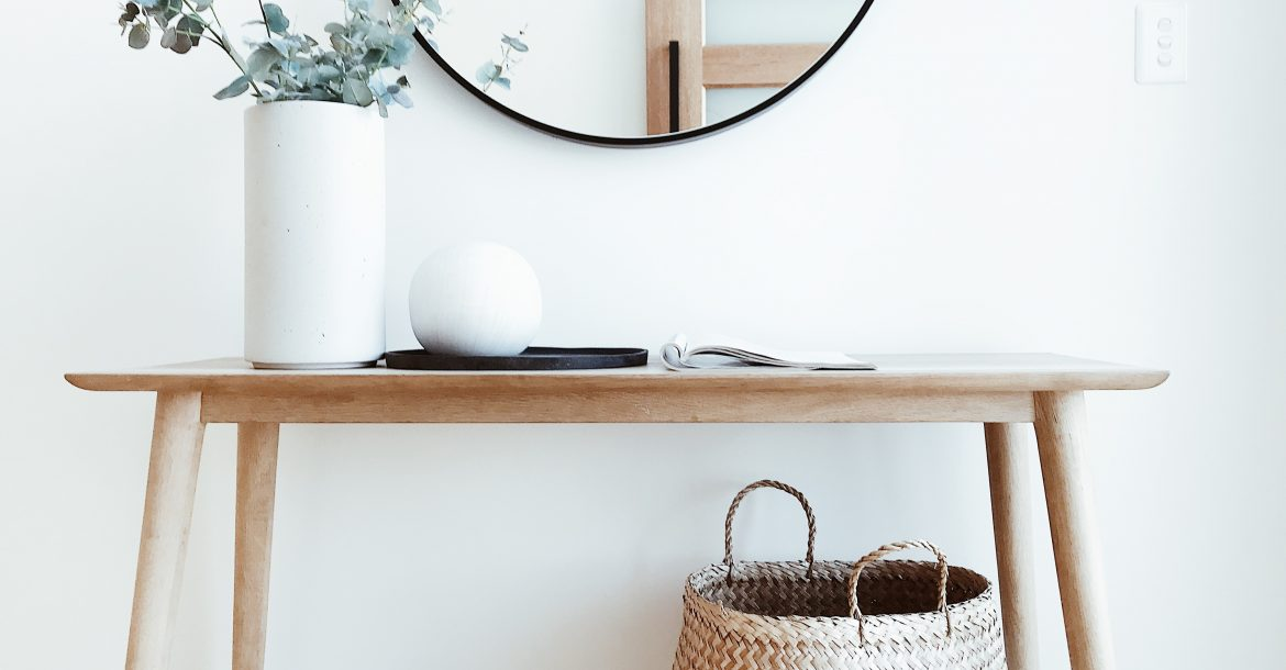 spring home styling