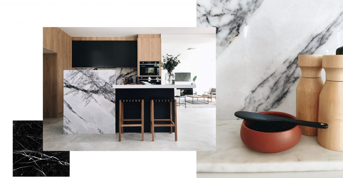 marble styling