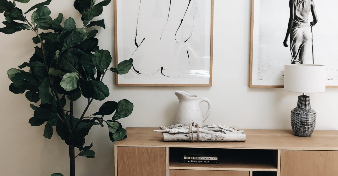 console and art