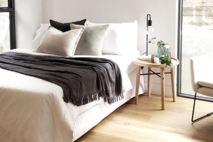 BOWERBIRD - 4 steps to refresh your bedroom (stat!)