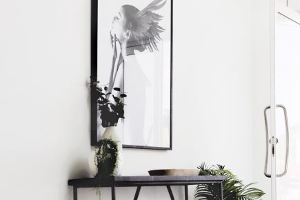 BOWERBIRD - How to style your entranceway