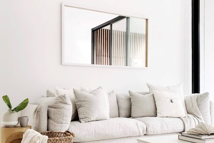 BOWERBIRD - 3 stylish ways to create the illusion of space