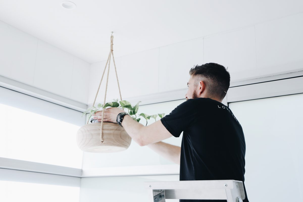 How many contracts does it take to fix a home?   BOWERBIRD Interiors