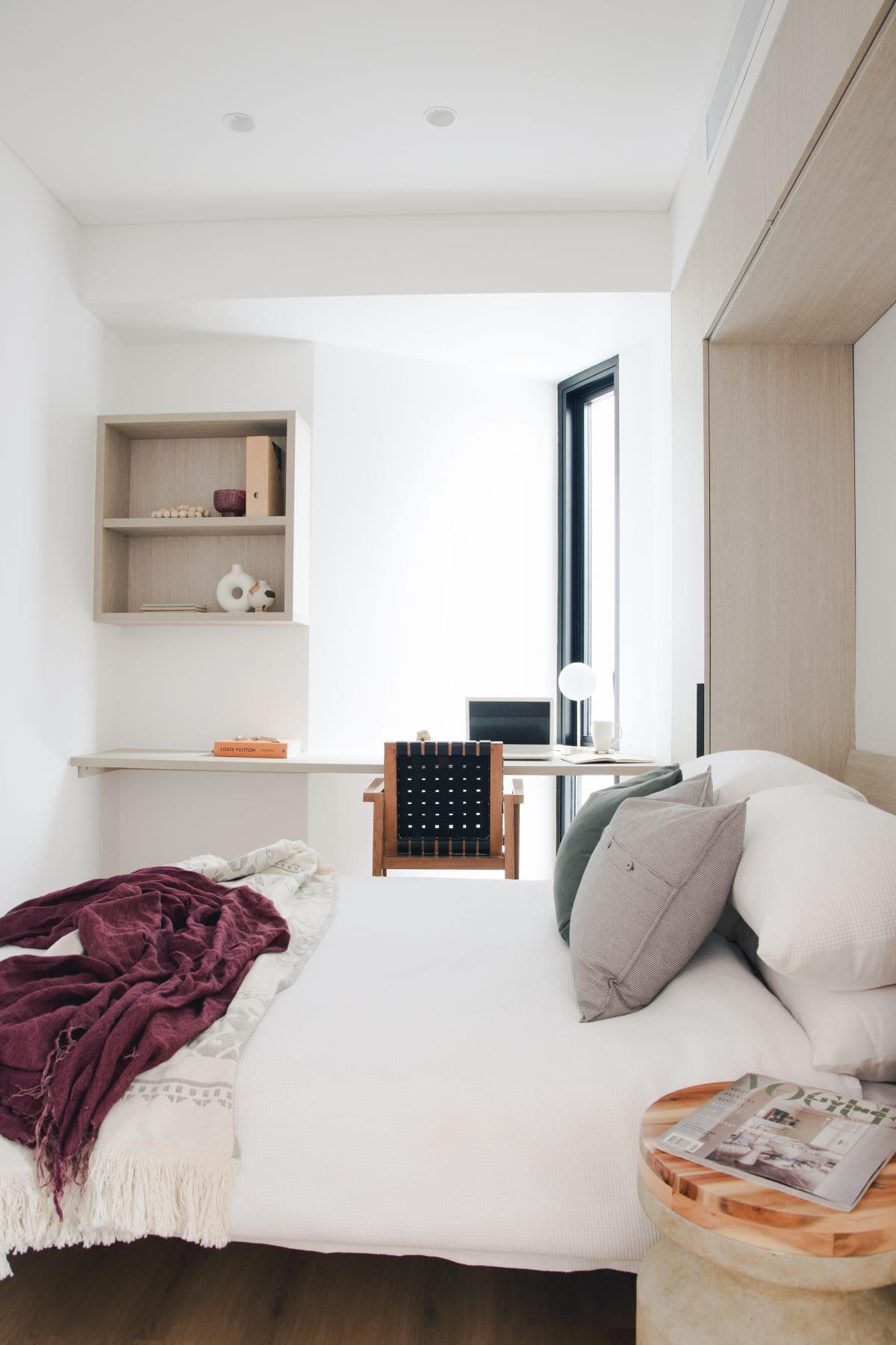 One spare room, styled FIVE ways | BOWERBIRD Interiors