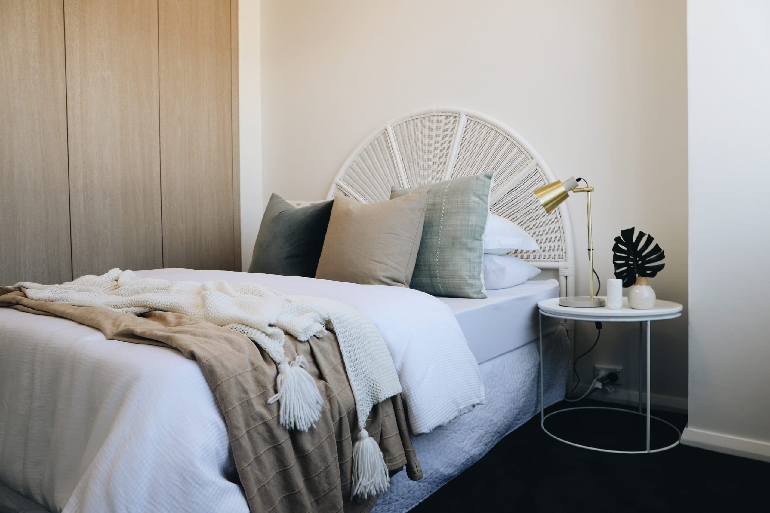 Interior mini-makeovers: the bedroom | BOWERBIRD Interiors